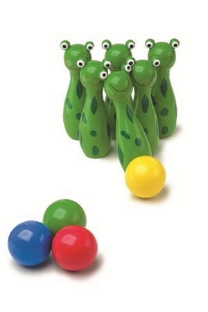 "Bowling ""Frogs"""